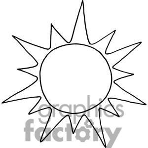 300x300 2738 Sun Cartoon Character Picnic Table Runner