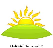 215x194 Rising Sun Clipart And Illustration. 2,011 Rising Sun Clip Art