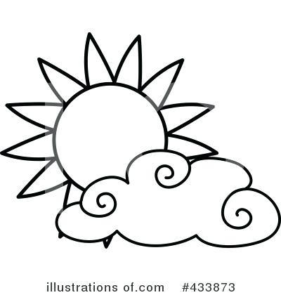 400x420 Sun Clipart Royalty Free Vector Clip Art Illustration