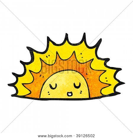 450x470 Sun Rising Cartoon Vector Amp Photo Bigstock
