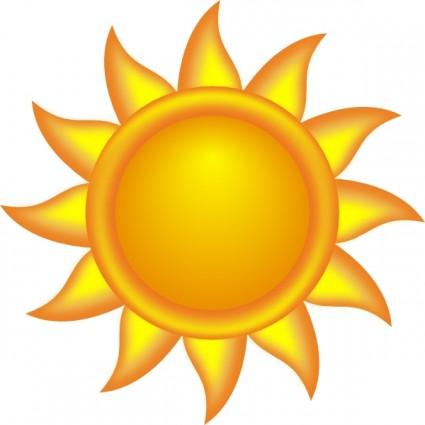 425x425 Sun Rising Clipart Clipartmonk