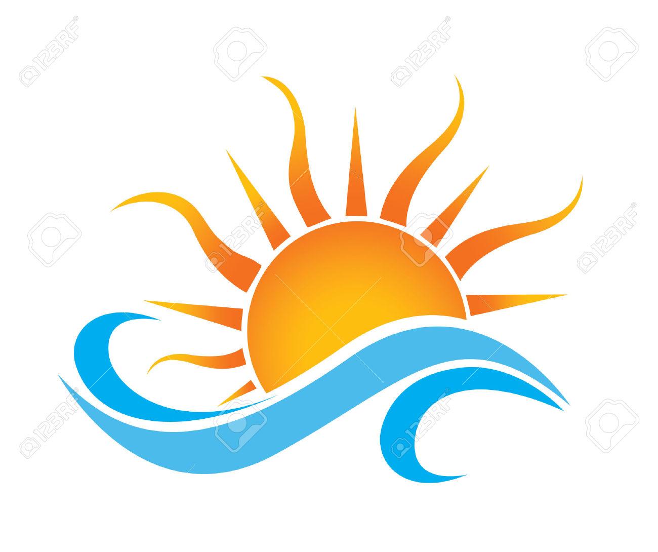 1300x1090 Sunny Clipart Rising Sun