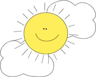 329x262 Sun Clip Art