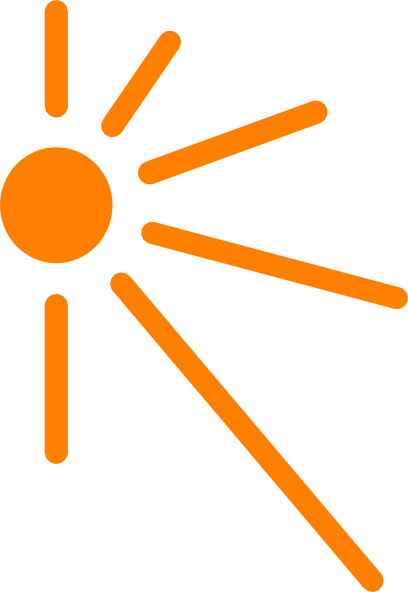 408x592 Half Sun Clip Art
