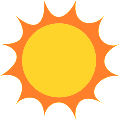 400x400 Silhouette Clipart Sun, Explore Pictures