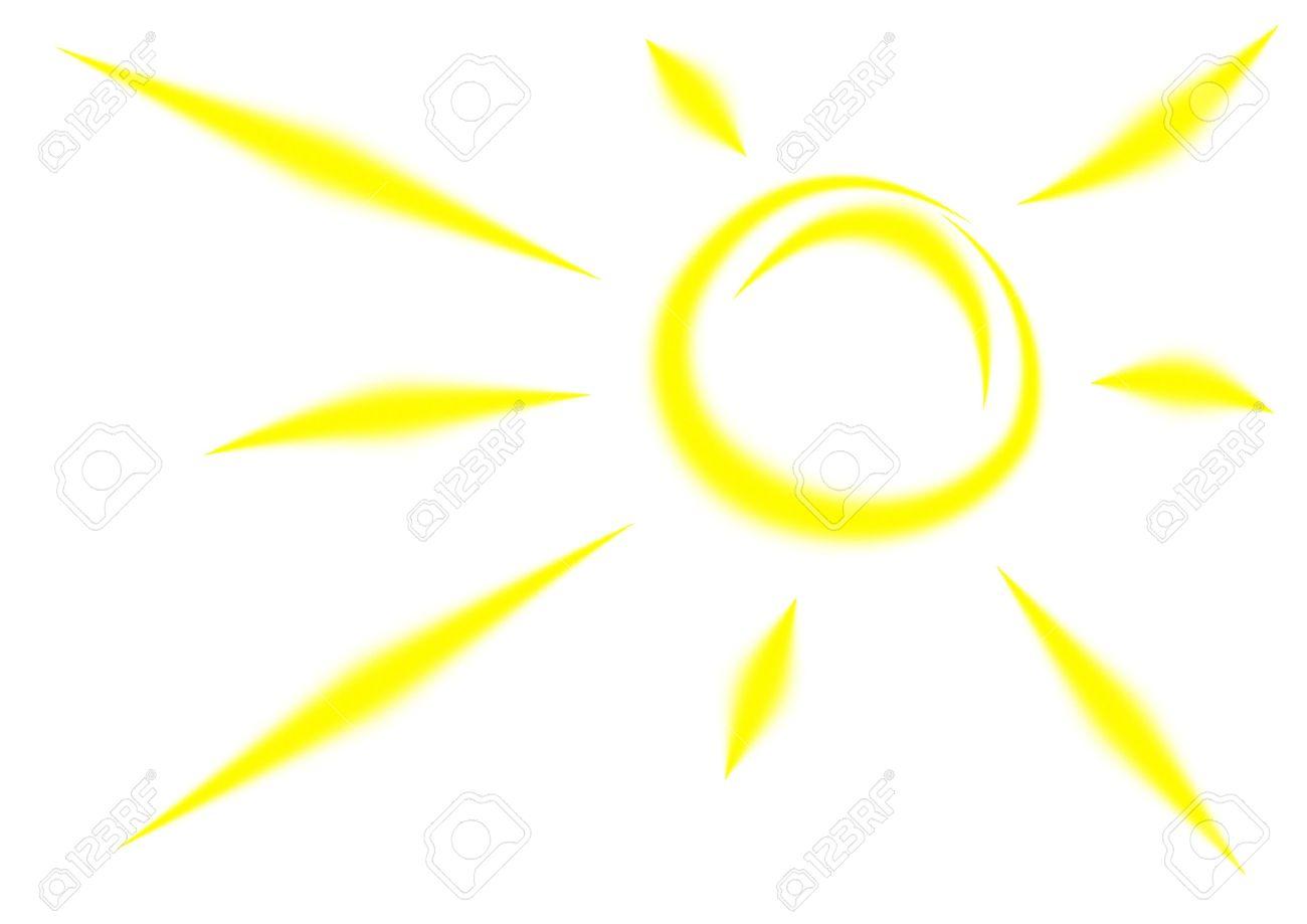 1300x919 Bright Clipart Yellow Sun