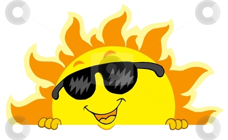 450x276 Cute Sun With Sunglasses Clipart Clipart Panda