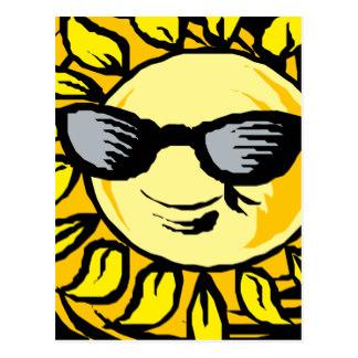324x324 Smiling Sun Postcards Zazzle