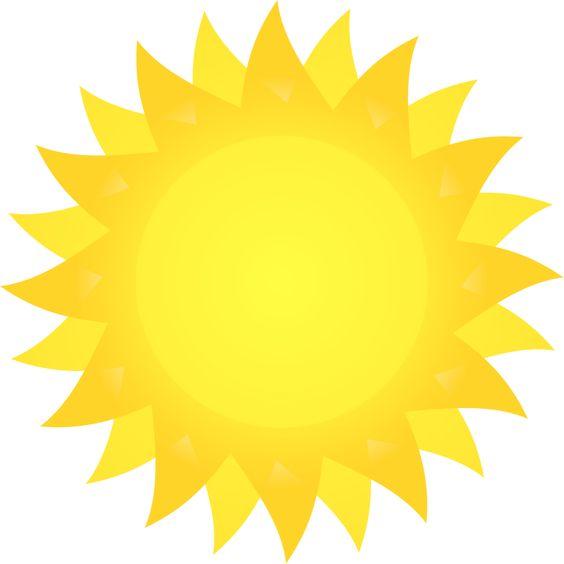 564x564 Sun Pictures Clip Art