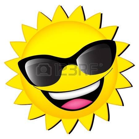 450x450 Wearing Sunglasses Clipart
