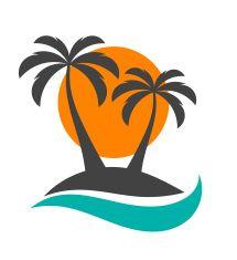 215x235 Clip Art Palm Trees Free Deck Sun Design Clip Art