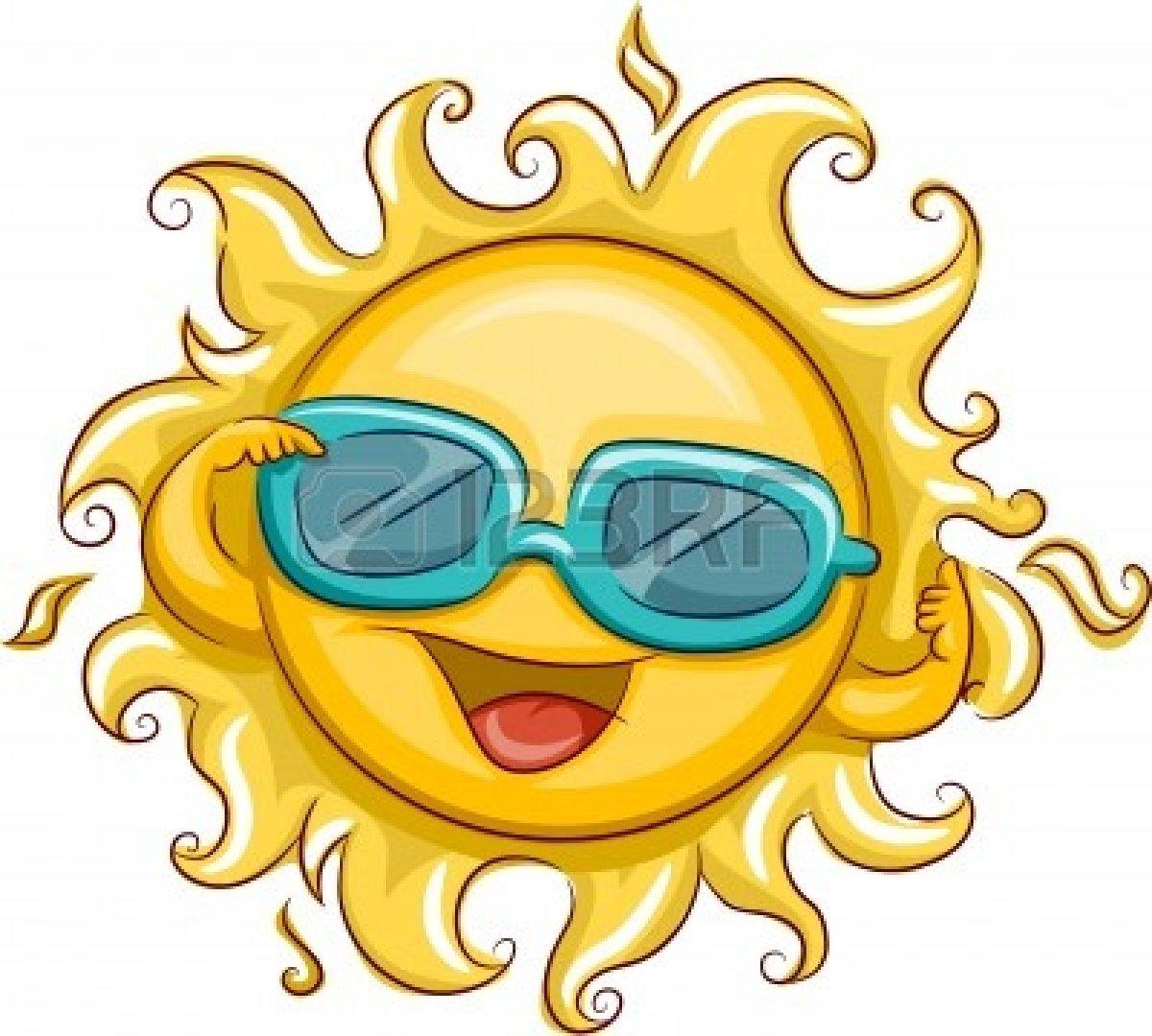 1200x1080 Fun In The Happy Sun Clip Art Images Cute Funny