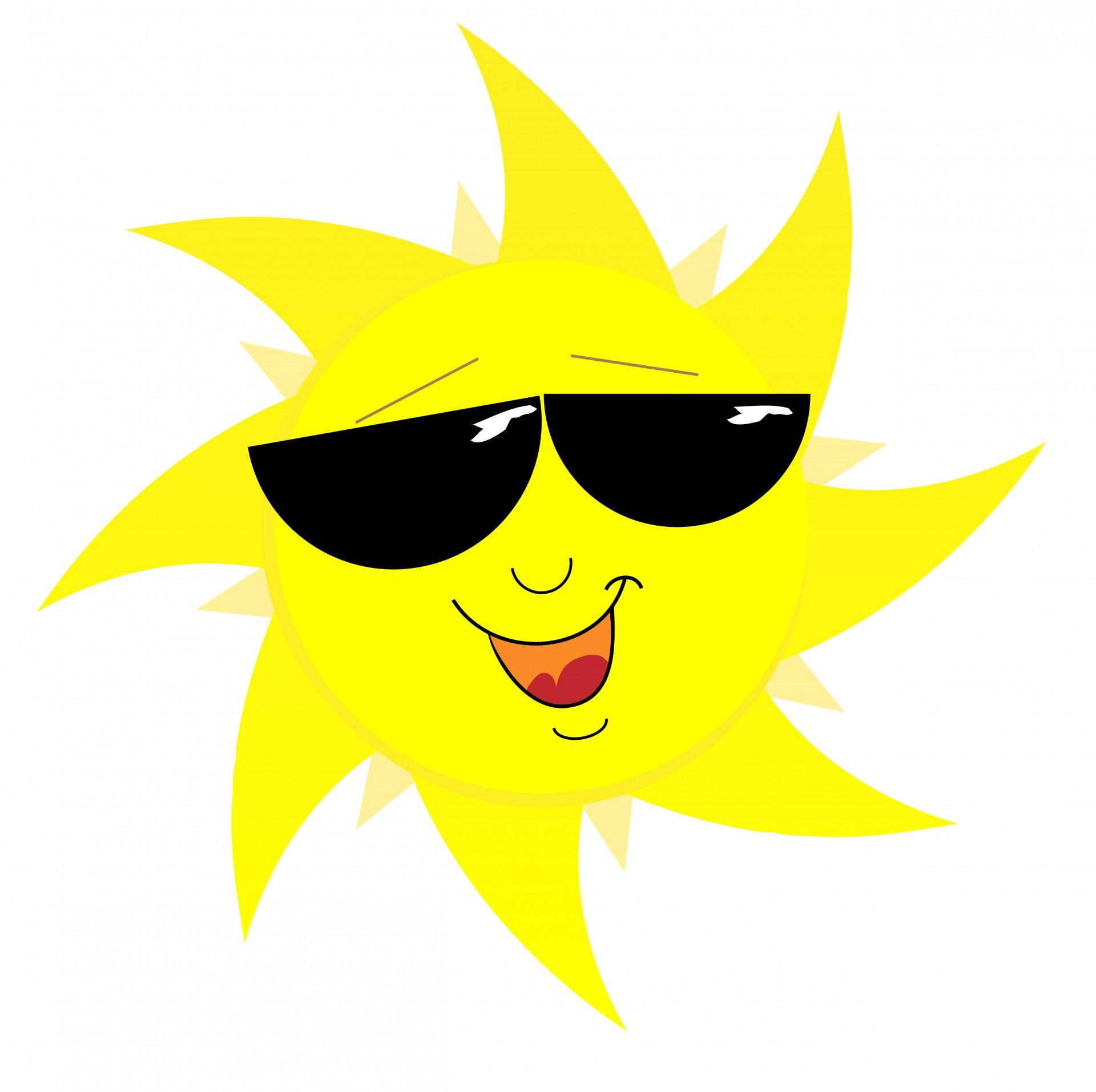 1920x1913 Sunglasses Clipart Happy Sunshine