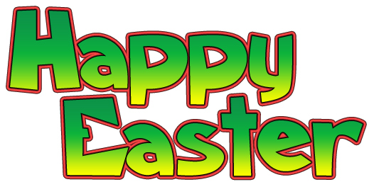 519x257 Easter Sunday Clip Art