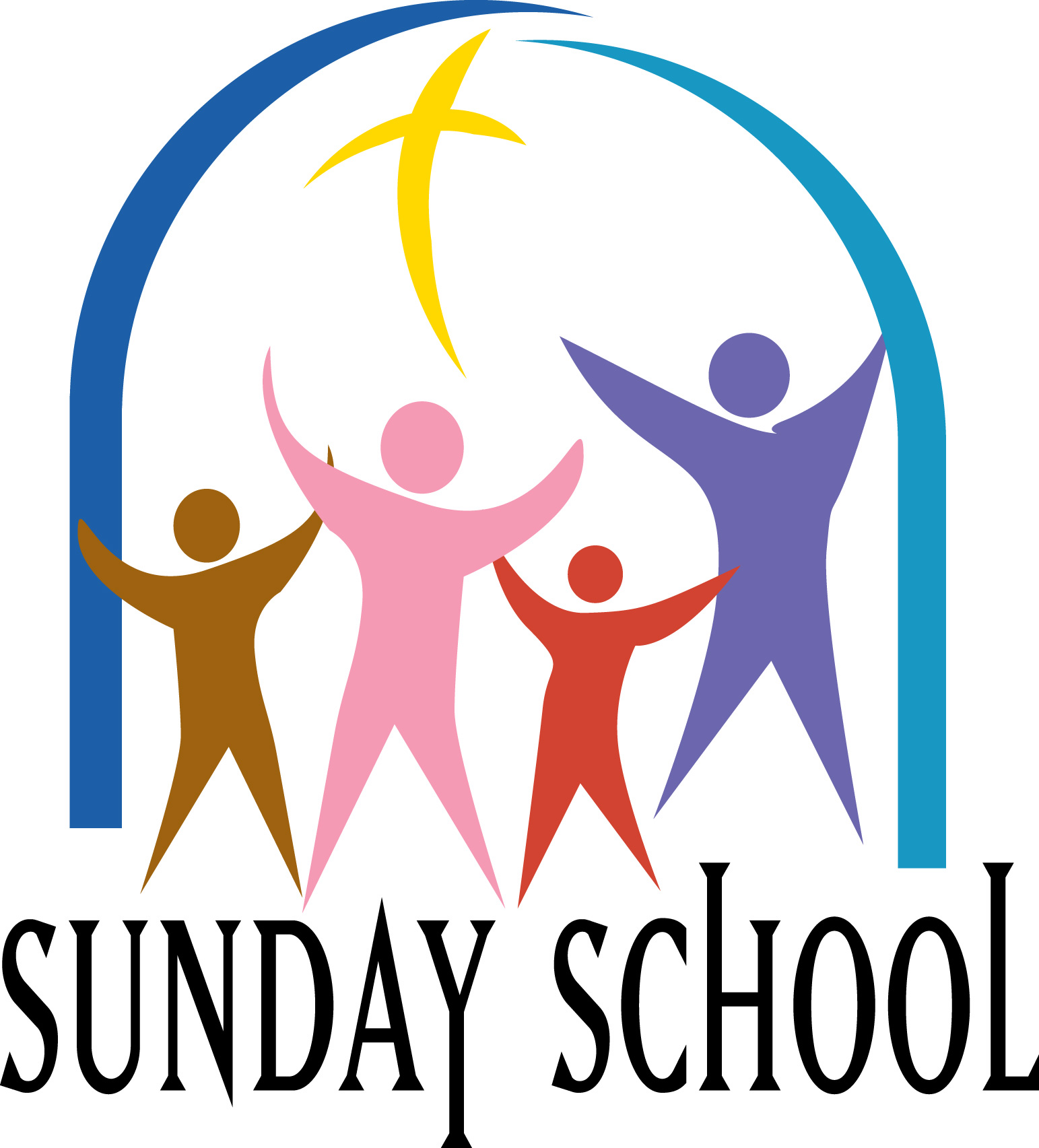1543x1705 Sunday School Clip Art 4