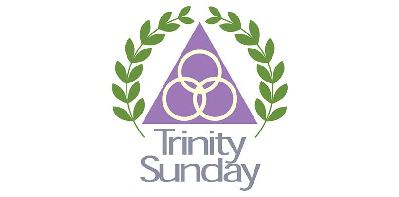 820x406 Trinity Sunday Clipart Clipartmonk