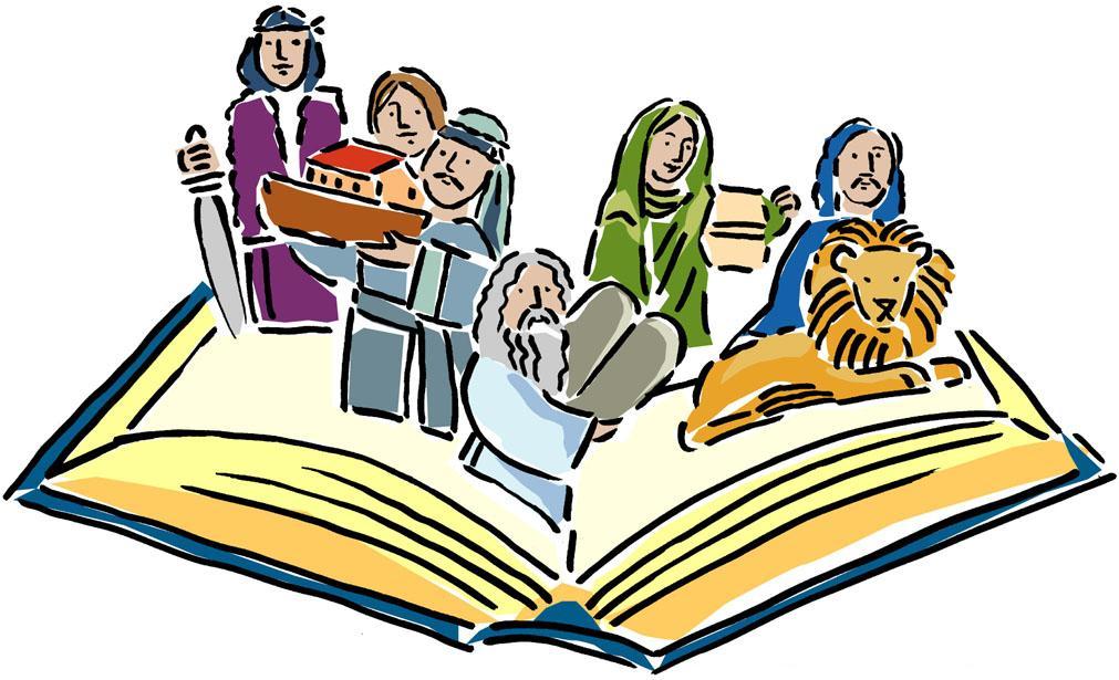 1011x615 Stories Clipart Sunday School
