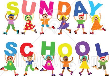 450x314 Sunday School Clipart