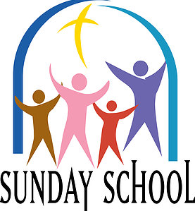 277x299 Come To Sunday School Clipart