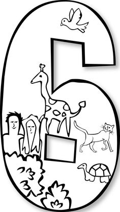 236x415 Number Clipart Black And White Creation