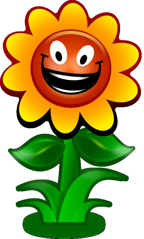 482x800 Sunflower Clip Art Free Printable Clipart 4 Clipartix