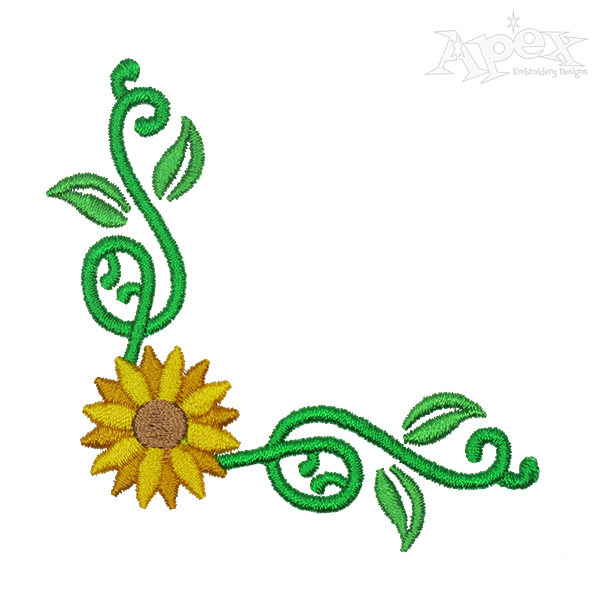 600x600 Border Decor Embroidery Design