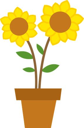 286x434 336 Best Clip Art Flowers Two Images Pictures