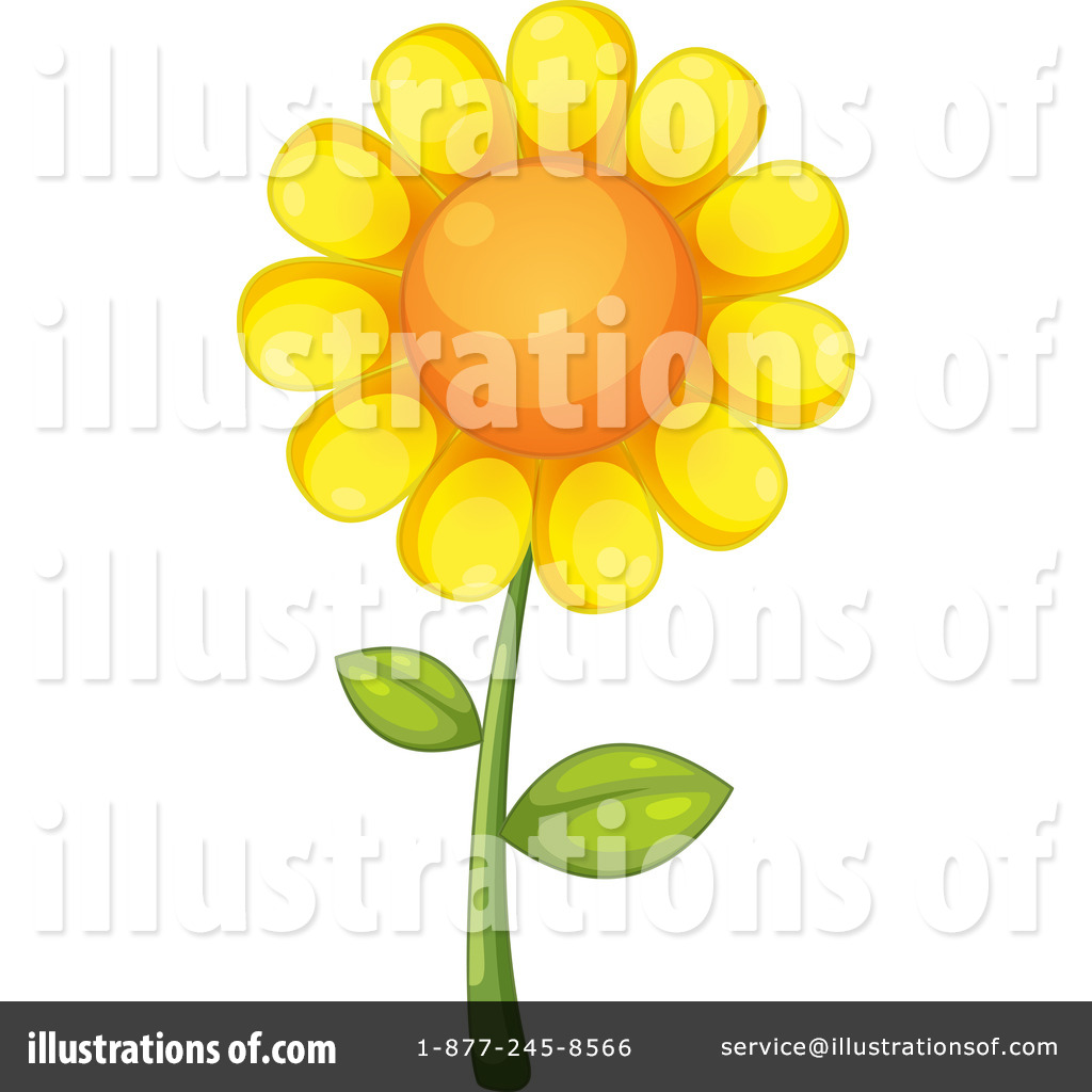 1024x1024 Sunflower Clipart