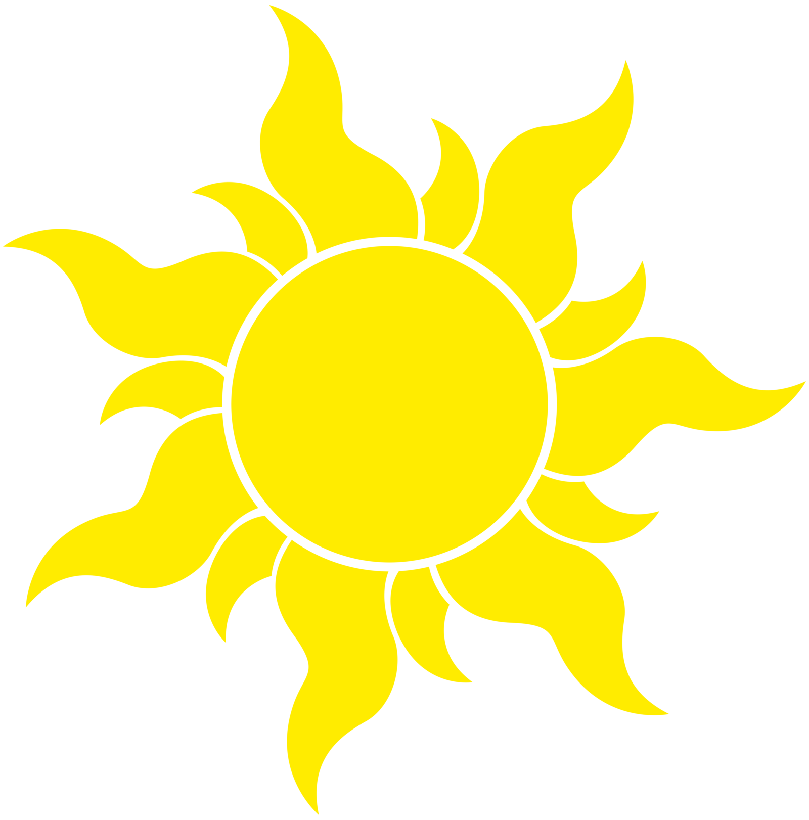 1600x1622 Free Sunflower Clip Art