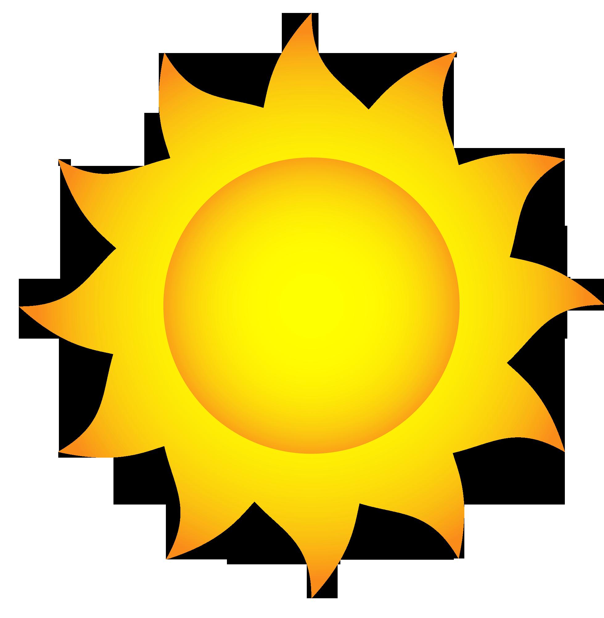 1959x2004 Top 70 Sun Clip Art