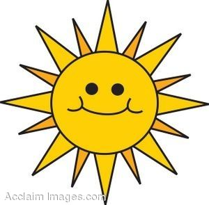 Sunlight Clipart