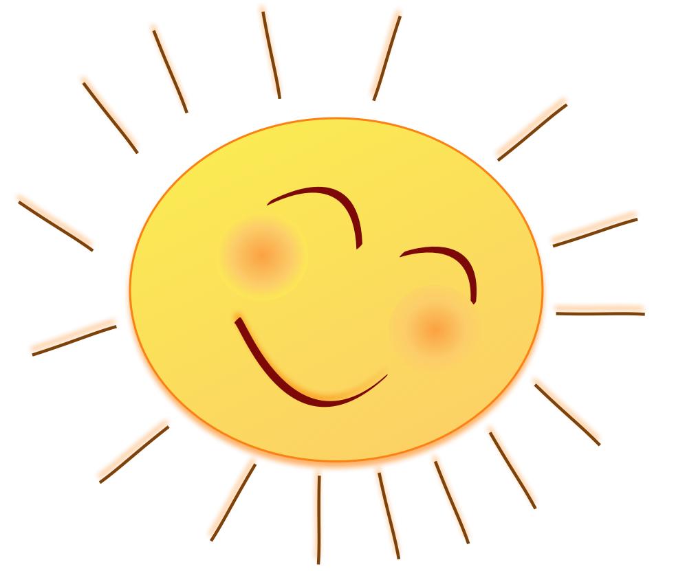 983x831 Sunny Clipart