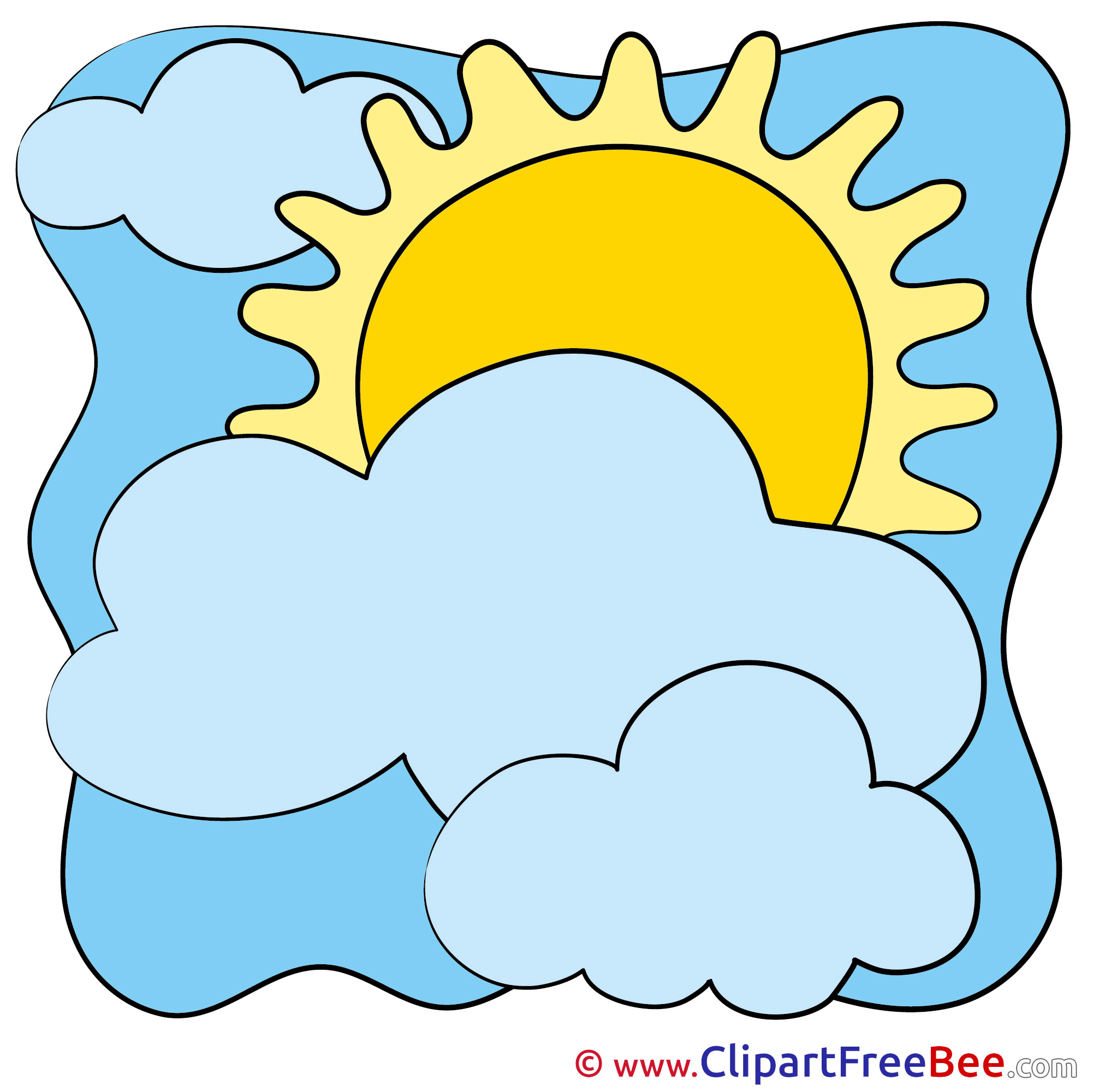 2002x2001 Sunny Day Weather Download Printable Illustrations