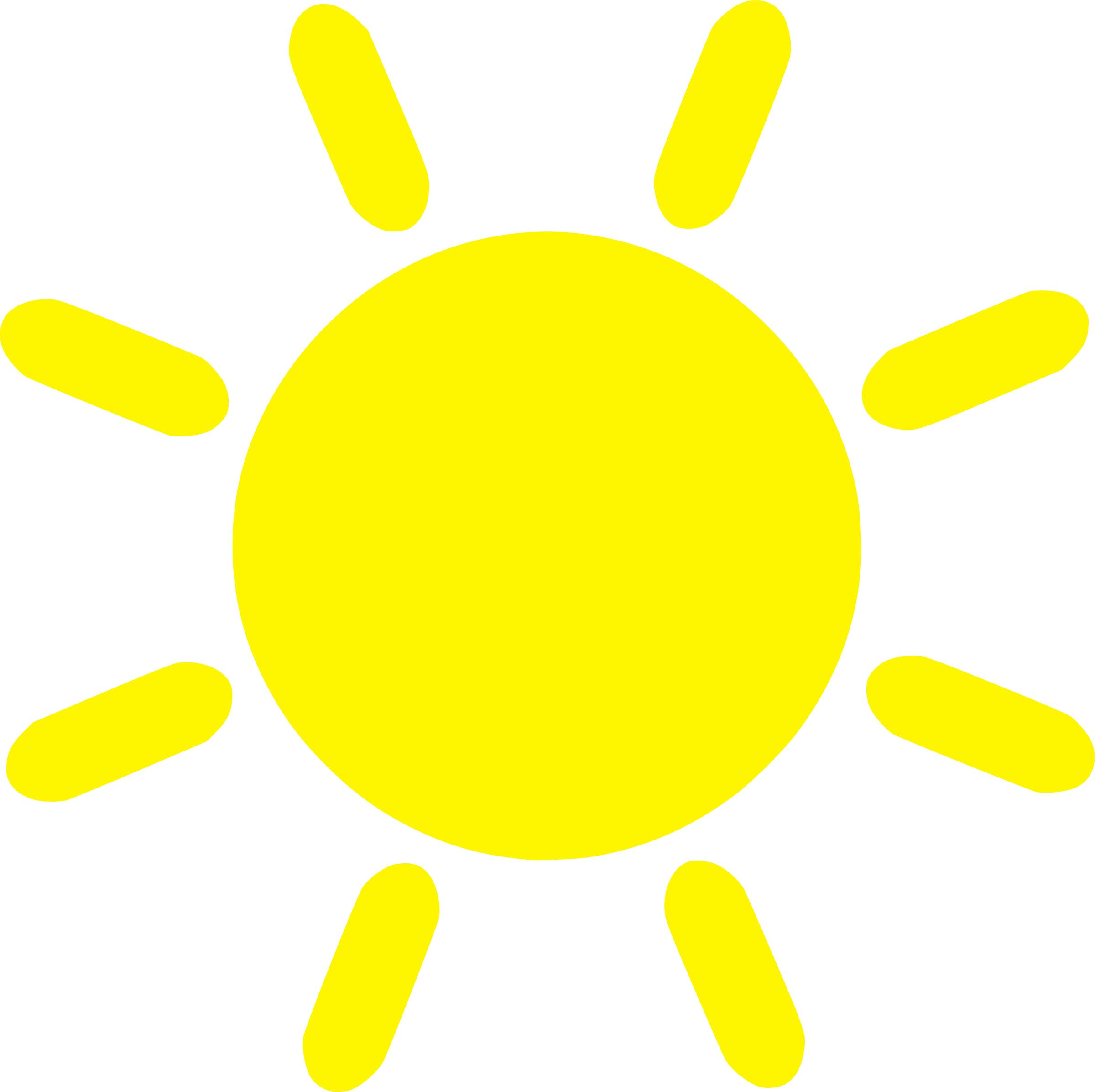 2400x2392 Sunny Clipart Yellow Sun