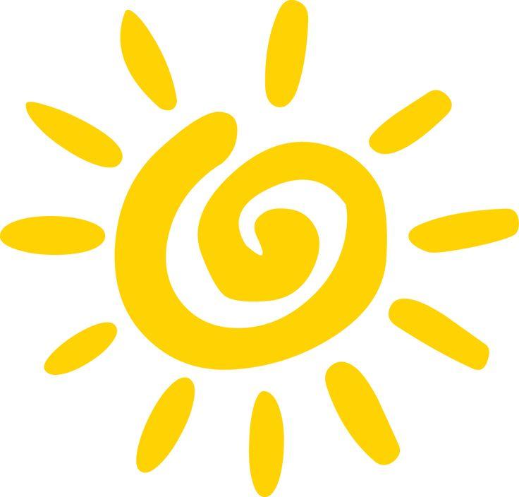 736x704 Good Morning Sunny Clipart
