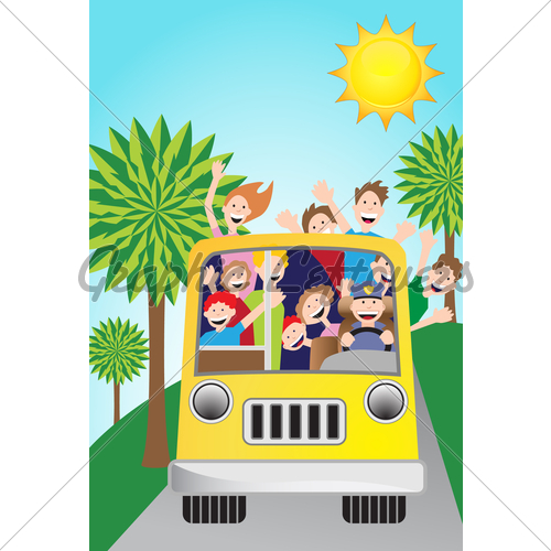 500x500 Scenery Clipart Sunny Day