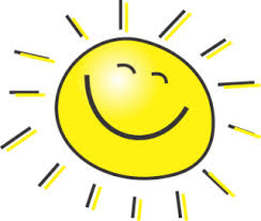 905x768 Beautiful Clipart Sunny Day
