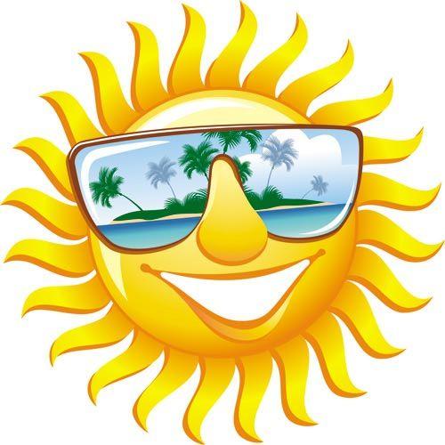 Sunny Days Clipart