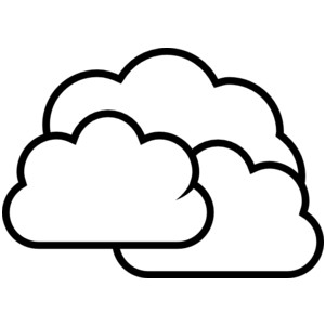 300x300 Cloudy Weather Clipart Free Clipart Images 2 Clipartcow