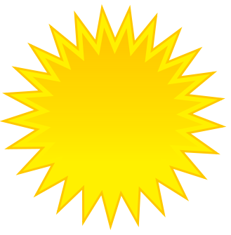 329x335 Sunlight Clipart Sunny Weather