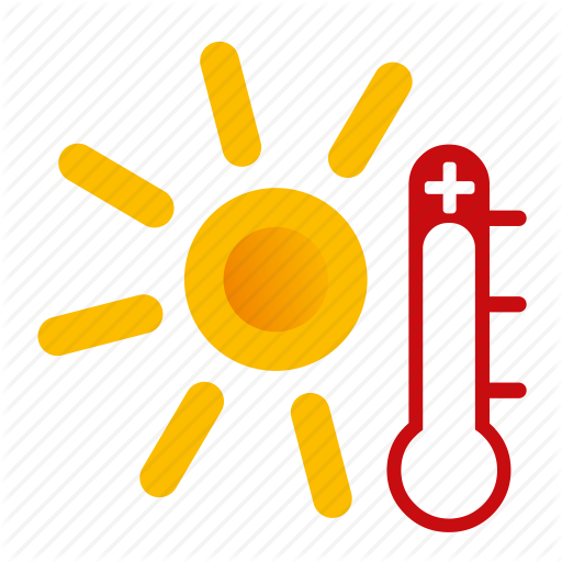 512x512 Hot, Sunny, Weather Icon Icon Search Engine