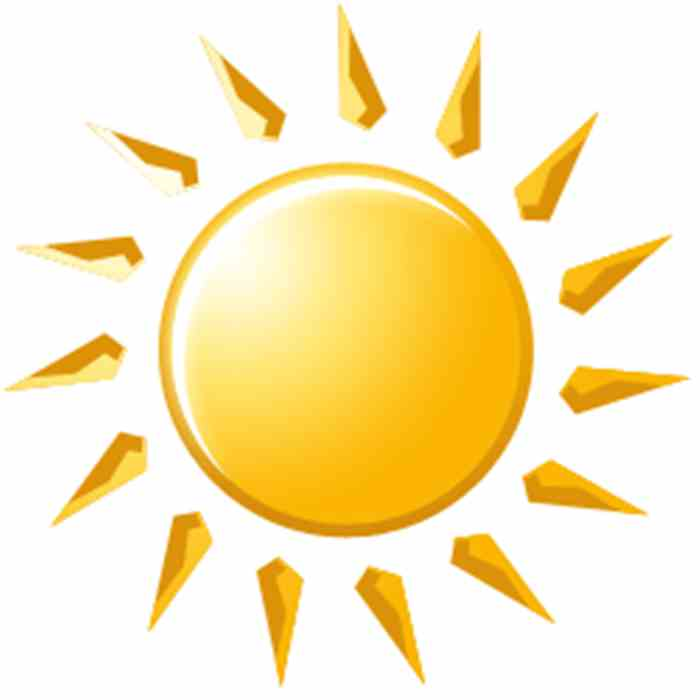 700x700 Lebanon Democrat Afternoon Forecast Sunny, Clear Skies