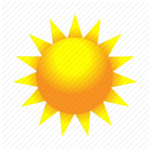 512x512 Award, Day, Forecast, Sun, Sunny, Weather, Winter Icon Icon