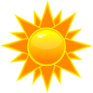 300x300 Sunny Weather Clipart Kid