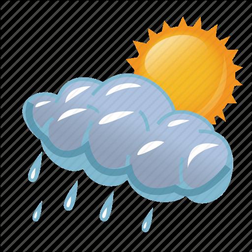 512x512 Cloud, Clouds, Cloudy, Day, Rain, Rainy, Storm, Sun, Sunny