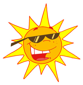 292x300 Free Sunny Weather Clipart Image 0521 1009 2213 0806 Best