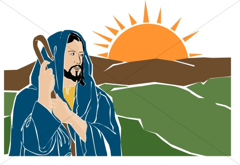 776x534 Good Shepherd Clip Art