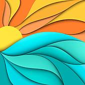 170x170 Sunrise Clip Art
