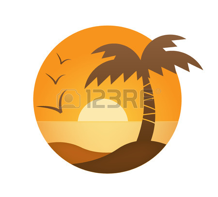 450x408 621 Stylized Illustration Of Sunrise Cliparts, Stock Vector And