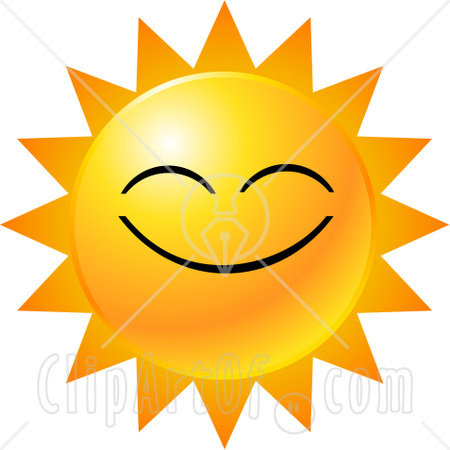 450x450 Sunrise Clipart Animated